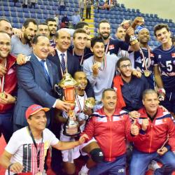 رسميا : تونس تحصل على شرف تنظيم بطولة افريقيا للأمم في الكرة الطائرة (رجال) ...