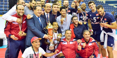 رسميا : تونس تحصل على شرف تنظيم بطولة افريقيا للأمم في الكرة الطائرة (رجال) …