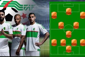 التشكيلة الأساسية للمنتخب الجزائري في مواجهة نظيره التونسي الليلة …