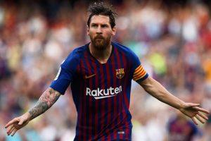 برشلونة يبحث اليوم عن انتصار قد يساوي تتويجه رسميا بالليغا…