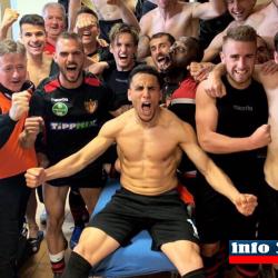 """أنيس بن حتيرة يقود ناديه """"Budapest Honvéd"""" الى نهائي كأس المجر ..."""