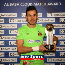كأس رابطة الأبطال : قائمة الترجي الرياضي التونسي لمواجهة ايليكت سبور التشادي
