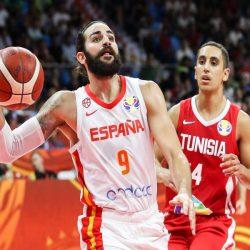 اسبانيا تبلغ نهائي بطولة العالم لكرة السلة بعد تخطيها عقبة أستراليا ...