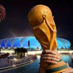 أقل من نصف ساعة تفصلنا عن اعلان قطر عن شعار مونديال 2022