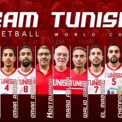 مونديال كرة السلة : المنتخب التونسي أمام فرصة تاريخية اليوم لبلوغ الدور الثاني لأول مرة في تاريخه ...