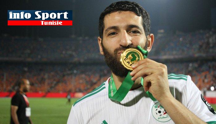 الجزائر تنتصر على البينين وديا و تودع رفيق حليش ... (فيديو) ...