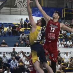 دورة حسام الدين الحريري لكرة السلة : النجم الساحلي يستهل مشاركته بهزيمة أمام الرياضي اللبناني