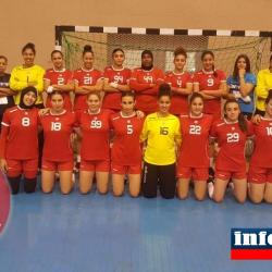 كرة يد : تونس تتوج ببطولة افريقيا للوسطيات لأول مرة في تاريخها ...