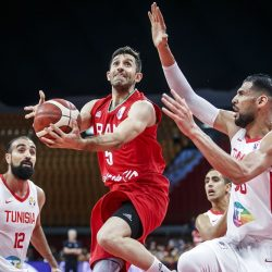 مونديال كرة السلة: المنتخب التونسي يحقق اول انتصار في تاريخه