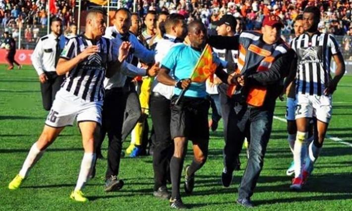 """تاريخ المباريات التي أدارها الحكم السنغالي """"MAGUETTE N'DIAYE"""" للمنتخب و الأندية التونسية …"""